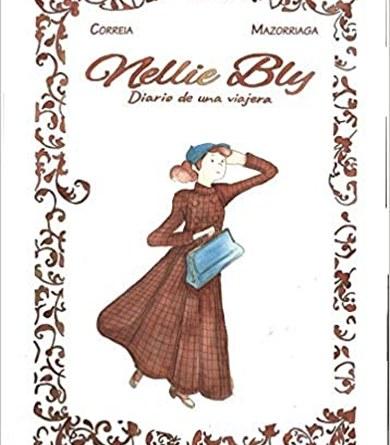 "Exposició aquarel·les ""Nellie Bly"""