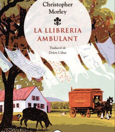 """Taller de lectura amb """"La llibreria ambulant"""" de Christopher Morley"""