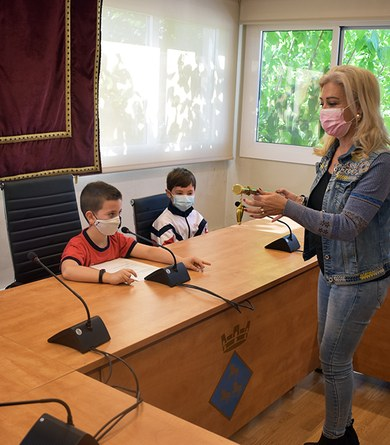 """""""Coneix Viladecavalls"""" arriba al final de curs de les visites escolars"""