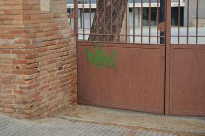 Vandalisme 15032016 2
