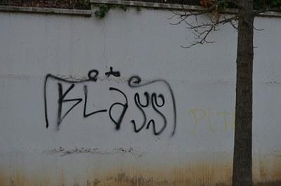 Vandalisme 15032016 3