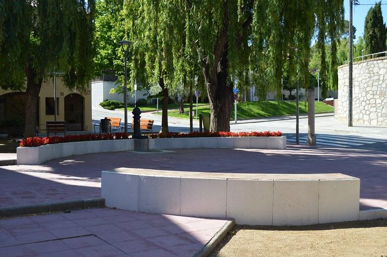 Plaça de la Font de Can Turu