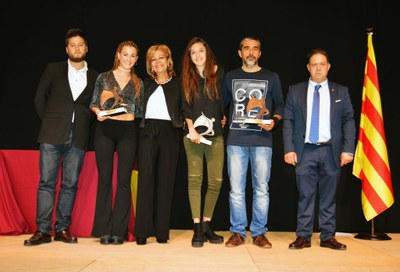 Millors esportistes de l'any 2017 de Viladecavalls