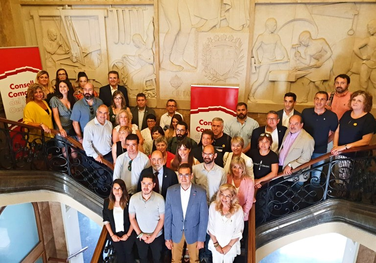 Ple del Consell Comarcal 2019-2023