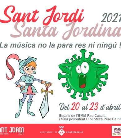 Concerts de Sant Jordi de l'EMM Pau Casals
