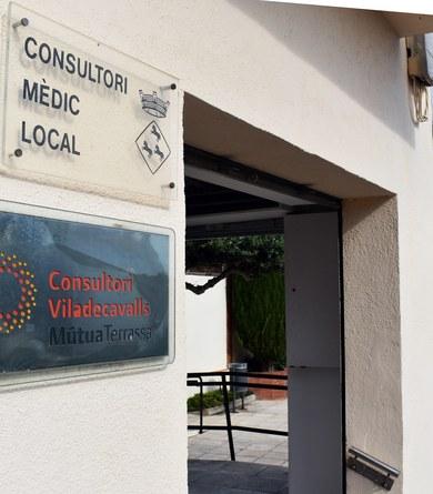 Dijous 21 d'octubre també hi haurà metge al consultori mèdic del nucli urbà