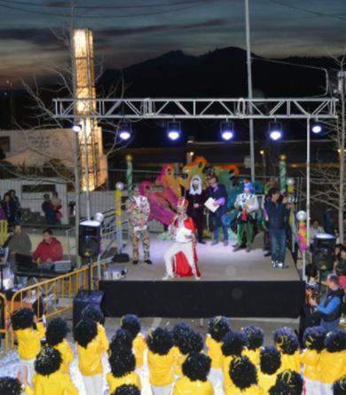 El 2022 es preveu tornar a celebrar la tradicional Rua de Carnestoltes de Viladecavalls