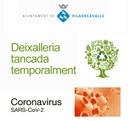 El servei de deixalleria de Viladecavalls tancat temporalment com a mesura front al coronavirus COVID-19