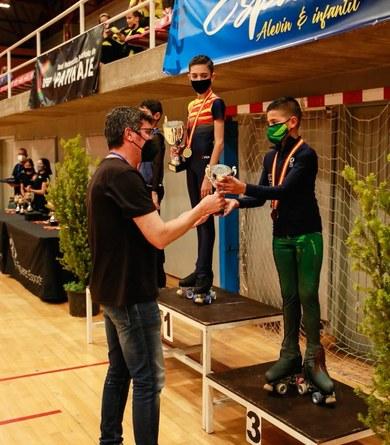 Enric i Xavier Cañada Aubeso, convocats per la selecció espanyola de patinatge artístic