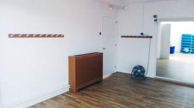 Renovació de la sala 10 del CCPC