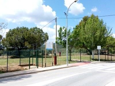 Nova zona d'esbarjo per a gossos a Sant Miquel de Guanteres