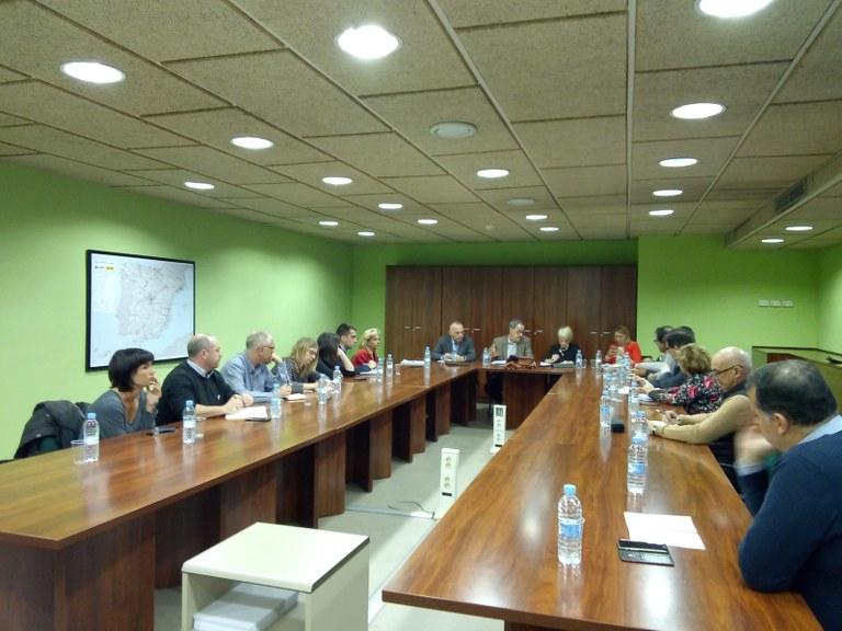 Reunió Comissió Rodalies