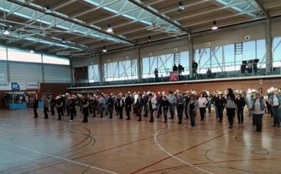Country solidari 2016 pavelló municipal
