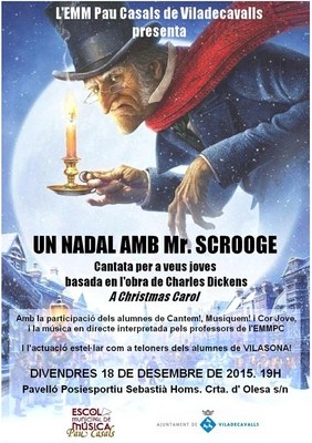 Mr Scrooge