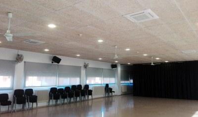 Sala auditori CCPC