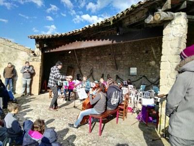 Concert Final Castell Talamanca