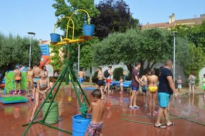 Dissabte 6 - Festa de l'Aigua