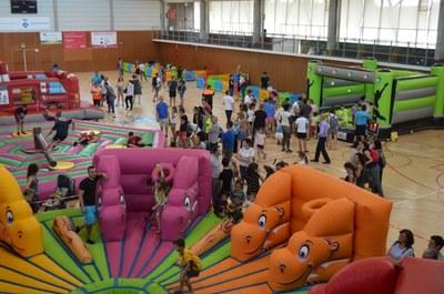 Dilluns 8 - Festa del Joc