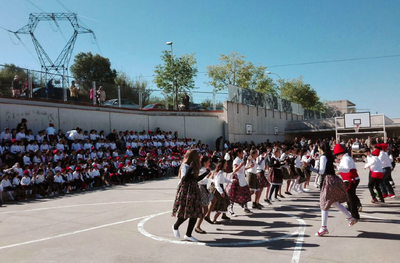 Danses de Sant Jordi - Escola Roc Blanc