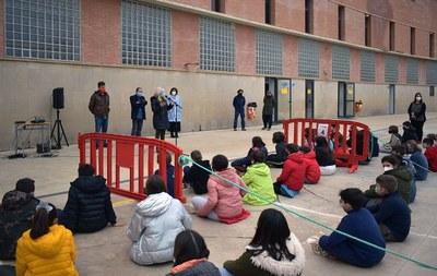 Parlaments pati Escola Rosella