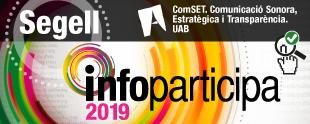 Segell Infoparticipa 2019