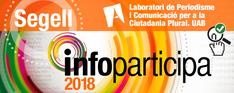 Segell Infoparticipa 2018