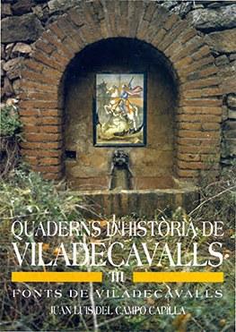 Quaderns d'Història de Viladecavalls - Volum VI - Història de la parròquia