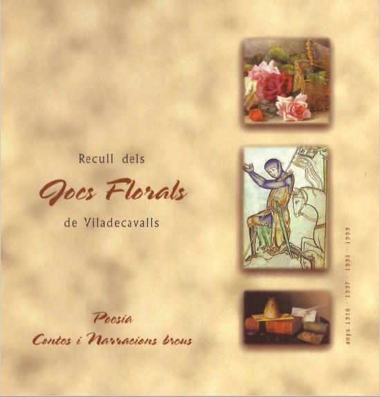 Recull de Jocs Florals de Viladecavalls