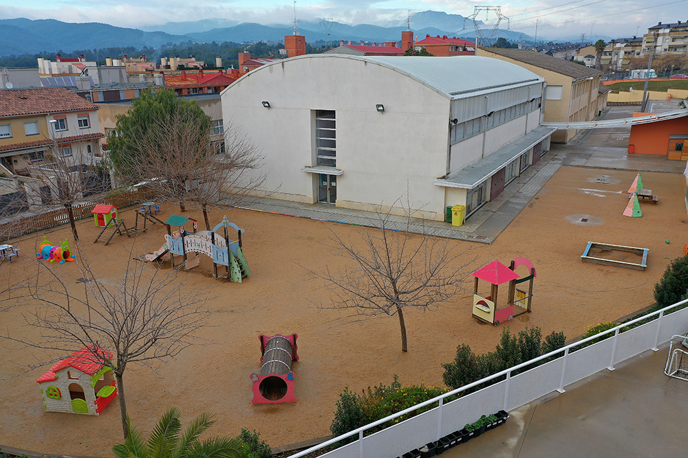 Escola Roc Blanc