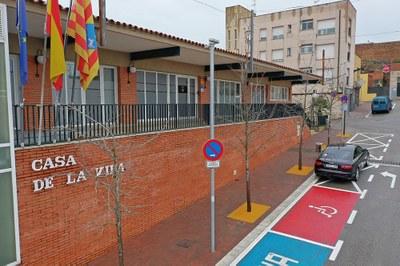 Oficines Centrals Ajuntament de Viladecavalls