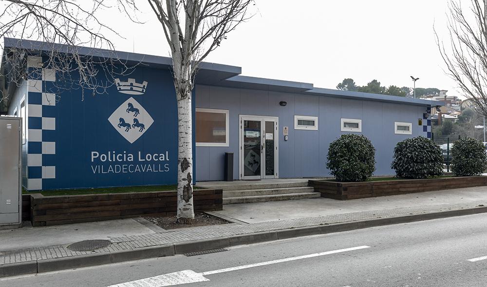 Prefectura de la Policia Local