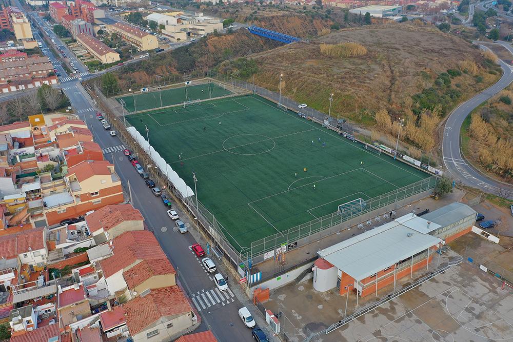 Zona Esportiva Municipal de Can Trias (ZEMCT)