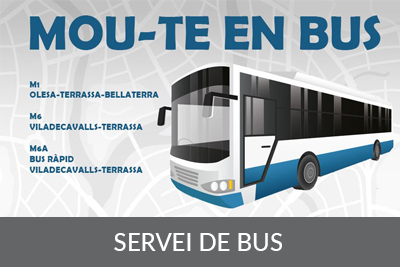 Nou servei de bus de Viladecavalls