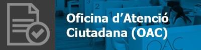 Carta de serveis - OAC